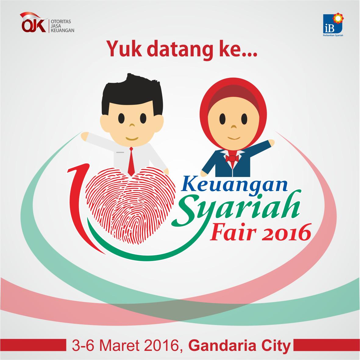 Keuangan Syariah Fair 2016